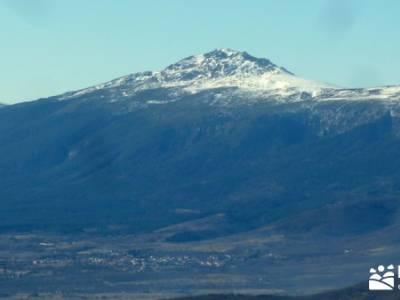 Chorro de San Mamés - Montes Carpetanos - Peñalara;senderismo gredos senderismo pirineos